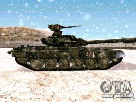 T-90 von Battlefield 3 für GTA San Andreas