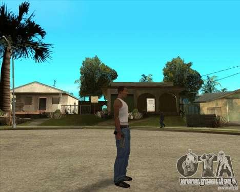 Colt 45 pour GTA San Andreas quatrième écran