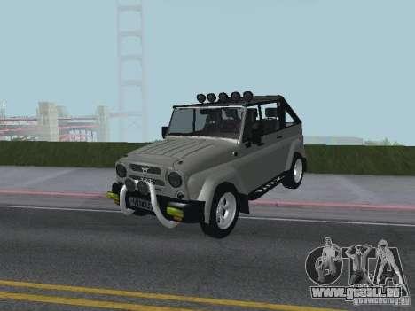 UAZ-3159 pour GTA San Andreas
