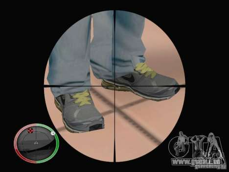 Nike Air Max pour GTA San Andreas