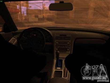 Acura NSX 1991 Tunable pour GTA San Andreas laissé vue