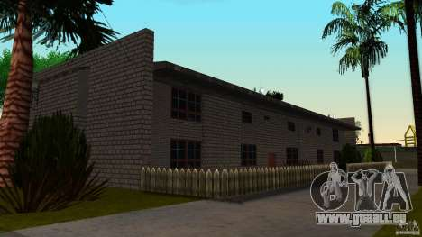 Zwei-Zimmer-Wohnung für GTA San Andreas