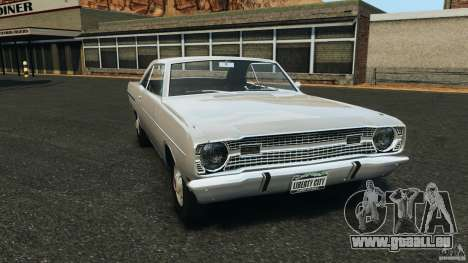 Dodge Dart 1969 [Final] für GTA 4