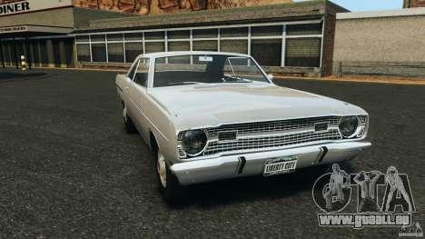 Dodge Dart 1969 [Final] für GTA 4