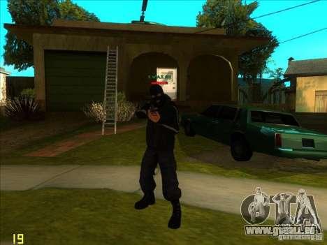 SkinHead (Football fan) für GTA San Andreas zweiten Screenshot