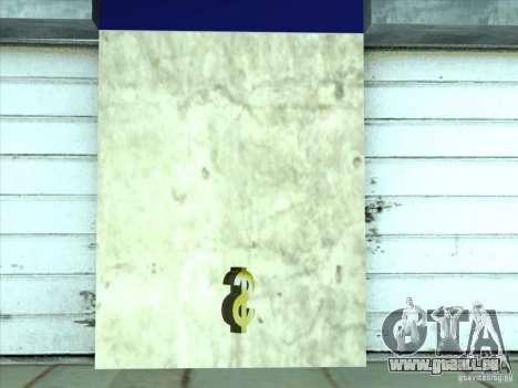 Rechtsgeschäfte Cidžeâ für GTA San Andreas sechsten Screenshot