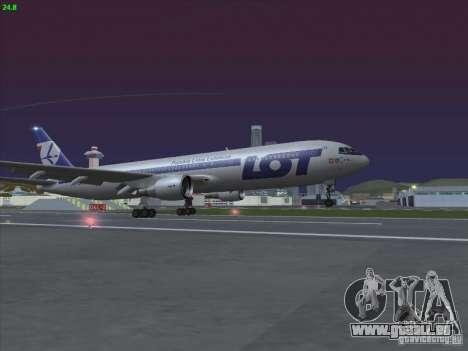 Boeing 767-300 LOT Polish Airlines für GTA San Andreas