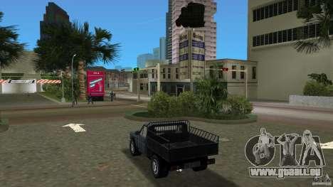 Anadol Pikap für GTA Vice City zurück linke Ansicht