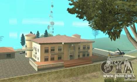 Une Villa pour GTA San Andreas quatrième écran