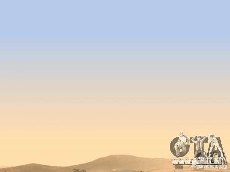 Timecyc - Purple Night v2.1 für GTA San Andreas fünften Screenshot