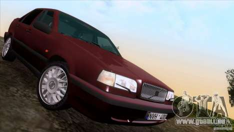 Volvo 850 Final Version pour GTA San Andreas vue de côté