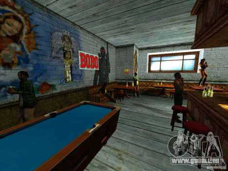 Mod Beber Cerveja V2 für GTA San Andreas zwölften Screenshot