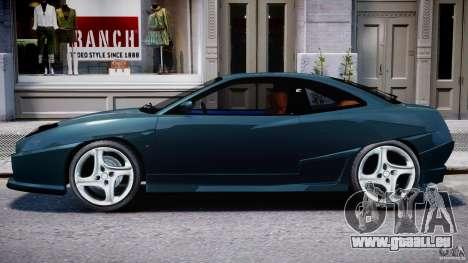 Fiat Coupe 2000 pour GTA 4 Vue arrière de la gauche