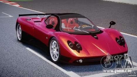 Pagani Zonda F für GTA 4