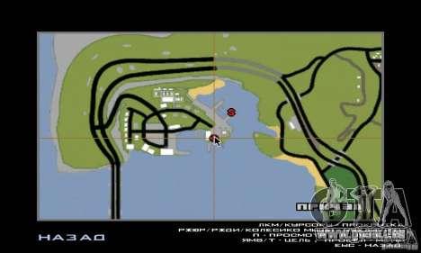 Guerre aérienne pour GTA San Andreas dixième écran