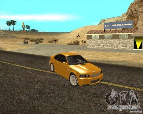 Stetige Zug Räder für GTA San Andreas
