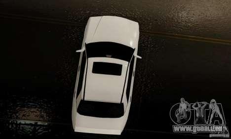 Mercedes-Benz 190E pour GTA San Andreas vue de côté
