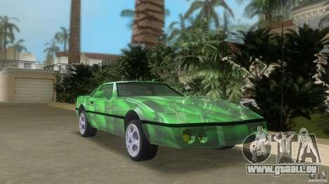 Reptilien banshee für GTA Vice City
