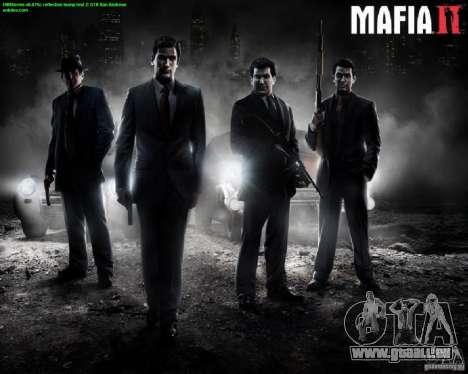 Bildschirme von Mafia 2 laden für GTA San Andreas sechsten Screenshot