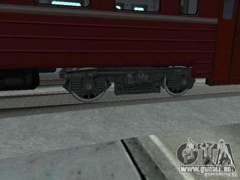 Er9m-576 für GTA San Andreas Rückansicht