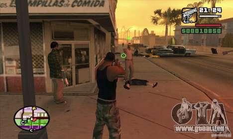 Neue Sicht für GTA San Andreas her Screenshot