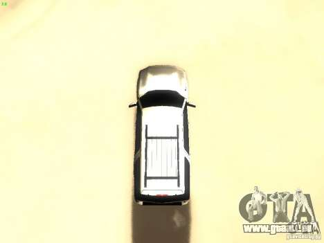 Ford Expedition 2008 pour GTA San Andreas vue de côté