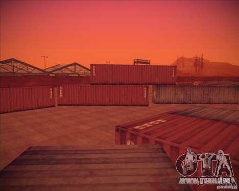 Portland pour GTA San Andreas septième écran