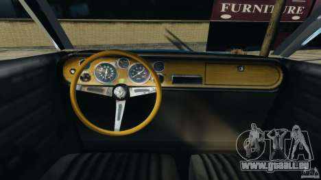 Renault Torino 380 W für GTA 4 Rückansicht
