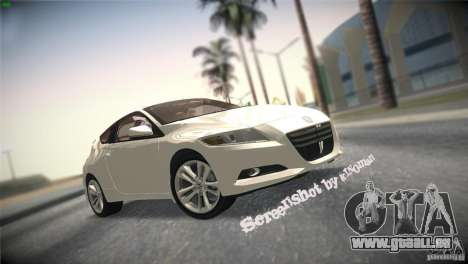 Honda CR-Z 2010 V1.0 für GTA San Andreas
