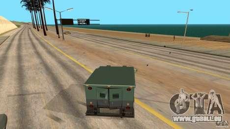 Bonus Sammler v1. 2 für GTA San Andreas