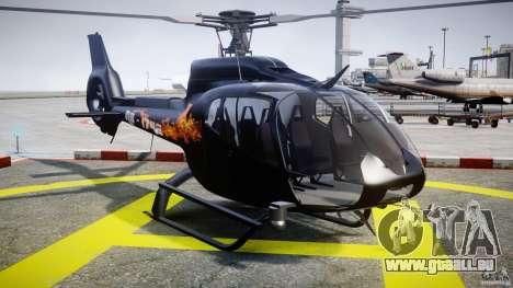 Eurocopter 130 B4 pour GTA 4 Vue arrière