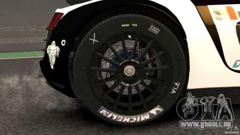 Audi R8 LMS für GTA 4 Seitenansicht