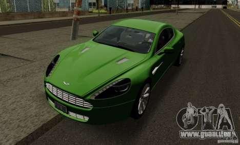 Aston Martin Rapide 2010 V1.0 pour GTA San Andreas