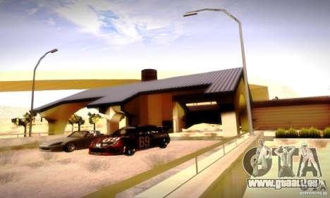 Drag Track Final pour GTA San Andreas troisième écran