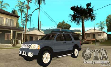 Ford Explorer 2004 für GTA San Andreas