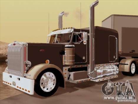 Peterbilt 359 Custom pour GTA San Andreas