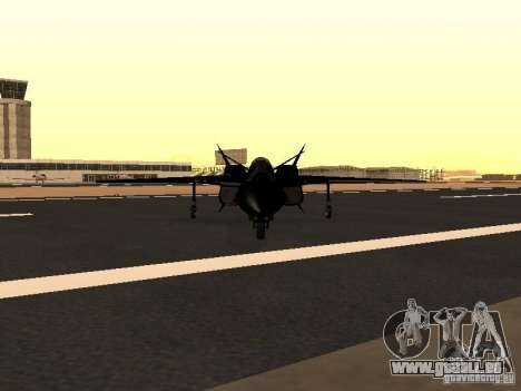Y-f19 macross fighter pour GTA San Andreas