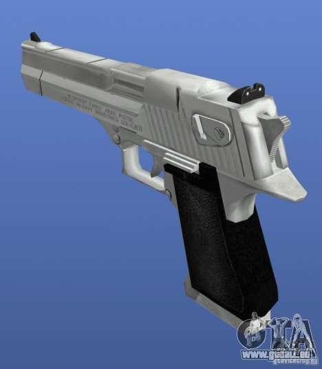 Weapons Retex pour GTA 4 troisième écran
