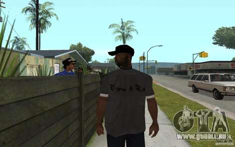 Crips 4 Life für GTA San Andreas her Screenshot