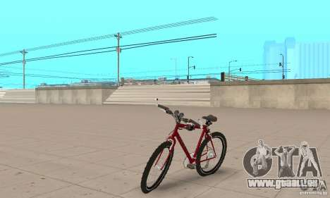 Chongs Mountain Bike pour GTA San Andreas