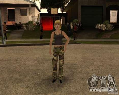 Neue gangrl3 für GTA San Andreas