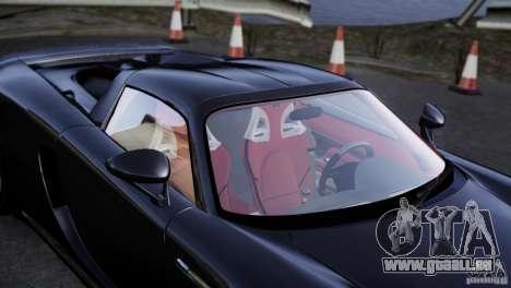 Porsche Carrera GT V1.1 [EPM] pour GTA 4 est un côté