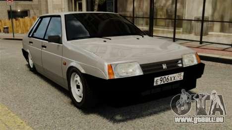 VAZ-21099 für GTA 4