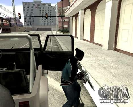 Capot du système pour GTA San Andreas onzième écran