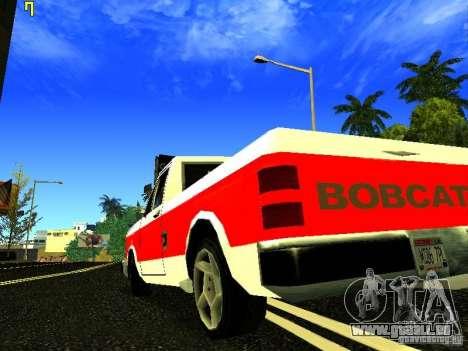 Le nouveau graphique par jeka_raper pour GTA San Andreas deuxième écran