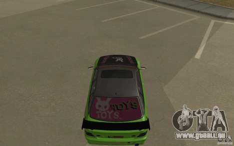 Toyota Altezza Toy Sport für GTA San Andreas linke Ansicht