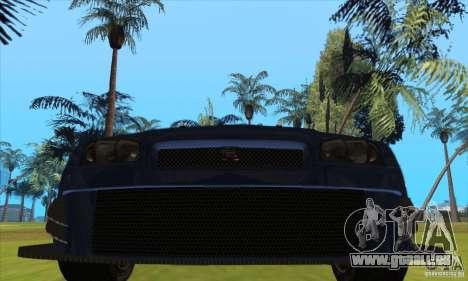 Nissan Skyline R34 GT-R LM für GTA San Andreas linke Ansicht