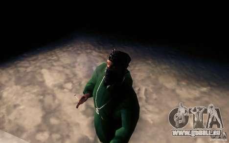 Realistische Zigarette für GTA San Andreas her Screenshot