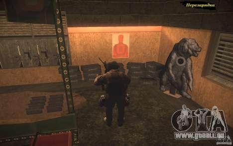 Waffen aufladen für GTA San Andreas dritten Screenshot