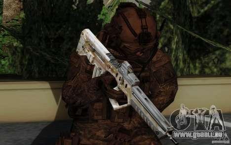 Tavor Tar-21 Steeldigital pour GTA San Andreas